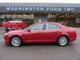 2010 Sangria Red Metallic Ford Fusion SEL #41300907