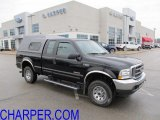 2004 Black Ford F250 Super Duty XLT SuperCab 4x4 #41300412