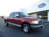 2002 Ford F150 XLT SuperCrew Data, Info and Specs