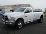 2011 Dodge Ram 3500 HD SLT Regular Cab 4x4 Dually