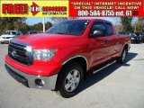 2010 Radiant Red Toyota Tundra TRD Double Cab #41301206