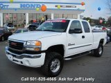 2005 GMC Sierra 2500HD SLT Extended Cab 4x4 Data, Info and Specs