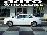 2008 Super White Toyota Camry XLE V6 #41300966