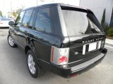 2006 Land Rover Range Rover Java Black Pearl