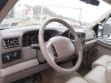 2000 Ford F250 Super Duty Lariat Extended Cab 4x4 Medium Parchment Interior