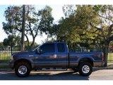 2005 Ford F250 Super Duty Medium Wedgewood Blue Metallic