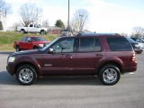 2006 Dark Cherry Metallic Ford Explorer Limited 4x4 #41300517