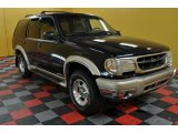 2001 Deep Wedgewood Blue Metallic Ford Explorer Eddie Bauer 4x4 #41301032