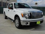 2010 Oxford White Ford F150 XLT SuperCab #41300791
