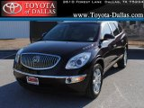 2008 Carbon Black Metallic Buick Enclave CXL #41300545