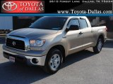 2008 Desert Sand Mica Toyota Tundra Double Cab #41300552