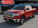 2009 Salsa Red Pearl Toyota Tundra Double Cab #41300555