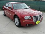 2008 Inferno Red Crystal Pearl Chrysler 300 Touring #41300801
