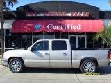 2004 Silver Birch Metallic Chevrolet Silverado 1500 LS Crew Cab #41300567