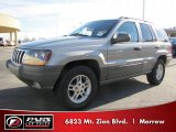 2002 Silverstone Metallic Jeep Grand Cherokee Laredo #41301347