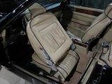 1988 Aston Martin V8 Vantage Interiors