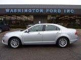2010 Brilliant Silver Metallic Ford Fusion SEL V6 #41373460