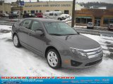 2011 Sterling Grey Metallic Ford Fusion SE #41373341