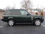 2003 Land Rover Range Rover Epsom Green Metallic