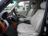 2003 Land Rover Range Rover Interiors