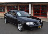 Audi A6 2001 Data, Info and Specs