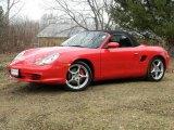 Porsche Boxster 2003 Data, Info and Specs
