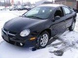 2003 Black Dodge Neon SXT #41403967
