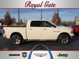 2009 Stone White Dodge Ram 1500 Big Horn Edition Crew Cab 4x4 #41403976