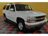 2005 Summit White Chevrolet Tahoe LT 4x4 #41404170