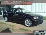 2005 Jet Black BMW 3 Series 330xi Sedan #41404185