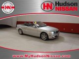 2004 Titanium Silver Metallic BMW 3 Series 325i Convertible #41422964