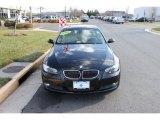 2008 Jet Black BMW 3 Series 335xi Coupe #41423261