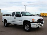 2006 GMC Sierra 2500HD SLE Extended Cab 4x4 Data, Info and Specs