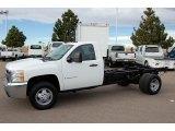 2008 Chevrolet Silverado 3500HD Work Truck Regular Cab Data, Info and Specs