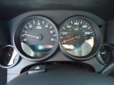2008 Chevrolet Silverado 1500 Work Truck Regular Cab Gauges