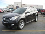2011 Black Granite Metallic Chevrolet Equinox LT #41423639