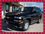 2004 Black Chevrolet Tahoe Z71 4x4 #41423501