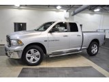 2011 Bright Silver Metallic Dodge Ram 1500 Big Horn Quad Cab #41423510