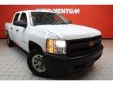 2007 Chevrolet Silverado 1500 Work Truck Crew Cab 4x4