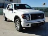 2011 Oxford White Ford F150 FX4 SuperCrew 4x4 #41423516