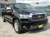 2007 Black Toyota Tundra Limited CrewMax 4x4 #41423526