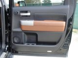 2007 Toyota Tundra Limited CrewMax 4x4 Door Panel