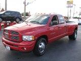 2003 Dodge Ram 3500 Laramie Quad Cab Dually Data, Info and Specs