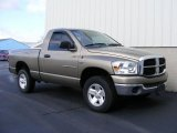 Light Khaki Metallic Dodge Ram 1500 in 2007