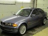 2001 Steel Blue Metallic BMW 3 Series 325xi Sedan #41423683