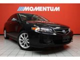 2006 Nighthawk Black Pearl Acura TSX Sedan #41460034