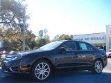 2011 Tuxedo Black Metallic Ford Fusion SE #41459709