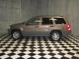 2002 Woodland Brown Satin Glow Jeep Grand Cherokee Laredo 4x4 #41459874