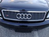 Audi S8 2002 Badges and Logos
