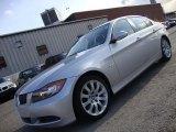 2006 Titanium Silver Metallic BMW 3 Series 330xi Sedan #41459585